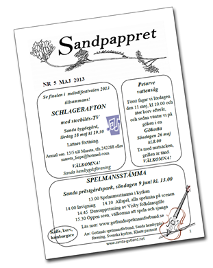 Sandpappret 201305